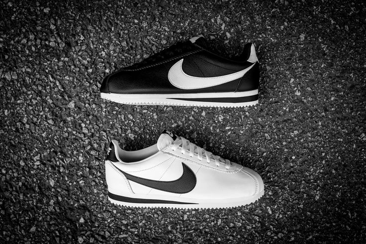 "Nike Drops a Contrasting Leather ""Yin Yang"" Pack of Its Cortez Classic"