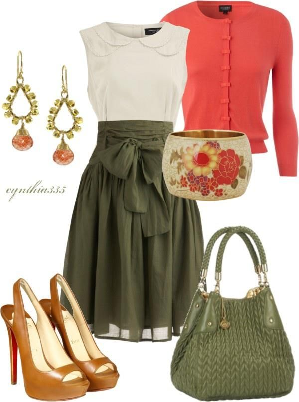 so cuteColors Combos, Fashion, Skirts, Style, Clothing, Spring Colors, Fall Outfit, Work Outfit, Spring Outfit