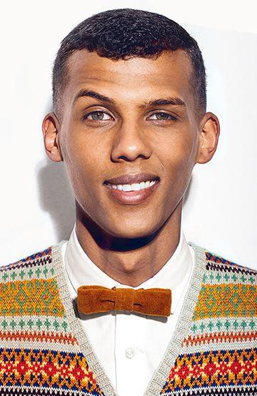 Portrait de Stromae