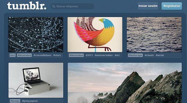 Temas para Tumblr 2013 gratis con diseños creativos y elegantes