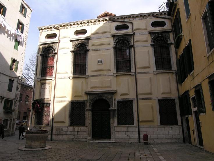 Virtual Jewish World: Venice, Italy