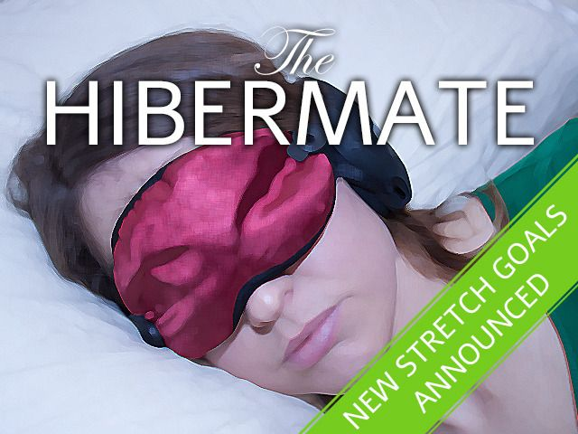 The World's First Super-Soft Ear Muff for Sleeping by Hibermate #kickstarter