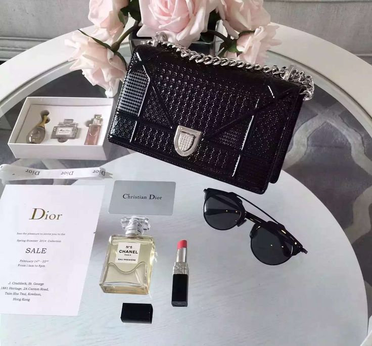 731 best Dior images on Pinterest | Leather handbags, Black ...