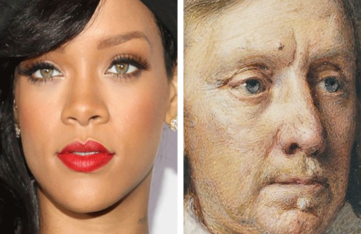 RIHANNA & RACE: Her background, ethnicity and nationality has much to with the actions of 17th century English military leader Oliver Cromwell and his treatment of the Irish. Description from arogundade.com. I searched for this on bing.com/images