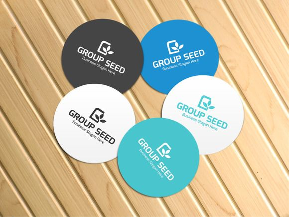 Check out Group Seed Logo by BDThemes Ltd on Creative Market