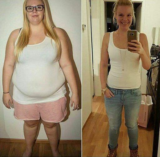 model diet virtual weight loss