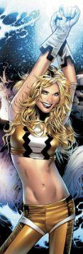 Crystal Amaquelin // Ultimate Marvel
