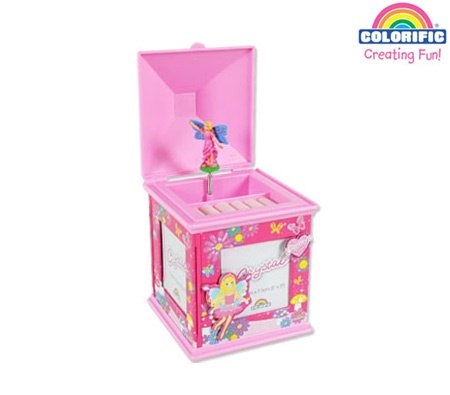 Your little girl will surely love this Jewellery box now 40% OFF!