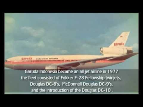 Garuda Indonesia History