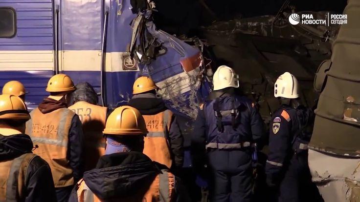 Столкновение электрички с поездом Москва - Брест, Кто будет крайним?!