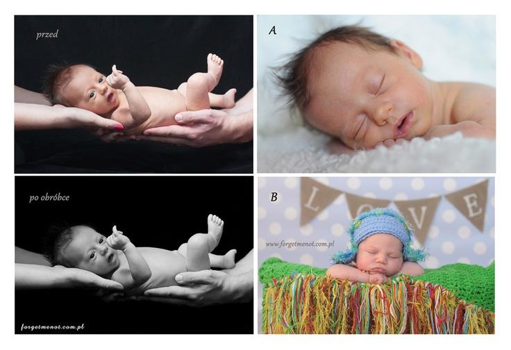 ForgetMeNot photography - O sesjach / Bezpieczeństwo noworodka podczas sesji