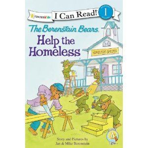 The Berenstain Bears Help the Homeless - released 4/23/12