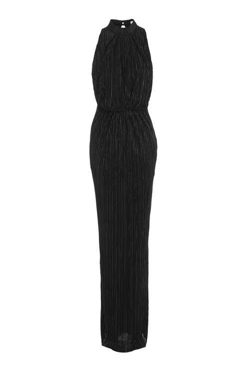 **Pleated Maxi Dress by Love