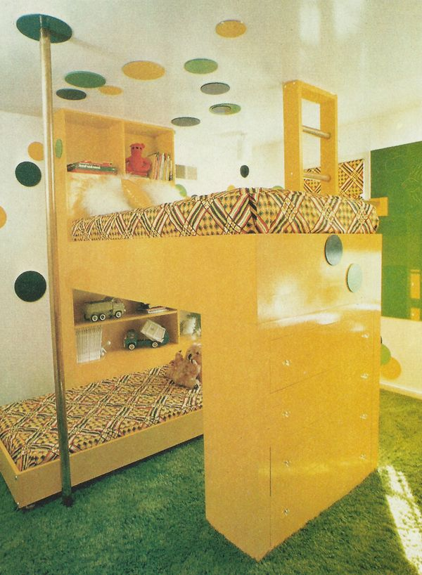 474 best My GROOVY retro Home images on Pinterest Mid century - küchen im retro stil