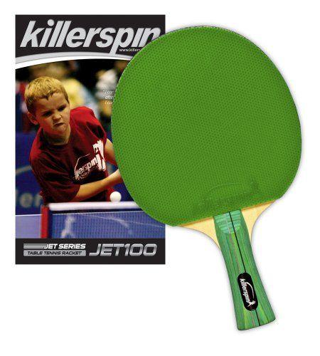 Killerspin 110-01 Jet 100 Table Tennis Racket - List price: $24.99 Price: $22.95 + Free Shipping