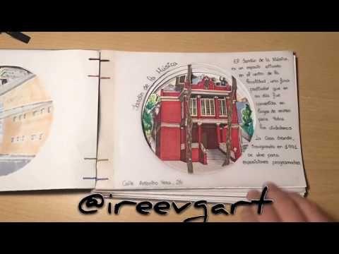 Guía turística de Elda (analógica) creada por Irene Vidal Gandía | No Eres de Elda Si No Más info: http://www.noeresdeeldasino.com/2017/01/12/guia-turistica-elda-analogica-creada-irene-vidal-gandia/