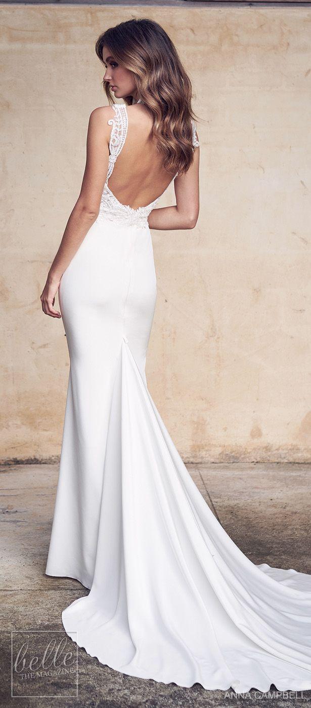 Anna campbell wedding dresses wanderlust bridal collection