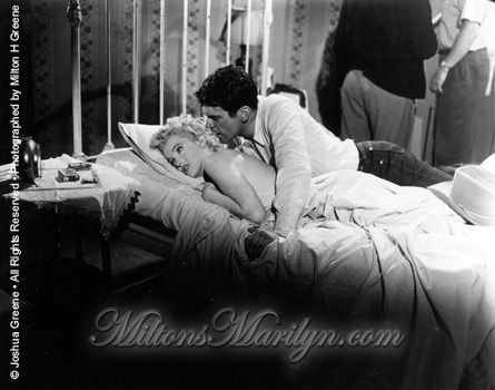 Sur le tournage de Bus Stop 6 -partie 1 - Divine Marilyn Monroe