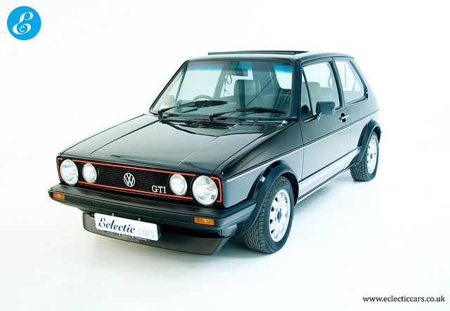VW Golf GTI MK1 by Eclectic Cars