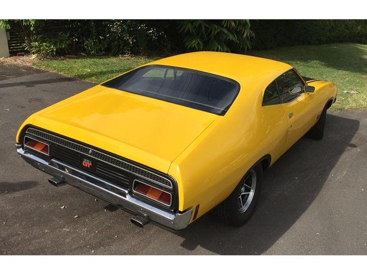 1973 FORD XA GT HARDTOP