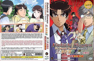 cool The Kindaichi Case Files R Season 2 (Vol.1 - 22End) ~ 2-DVD ~ English Subtitle - For Sale