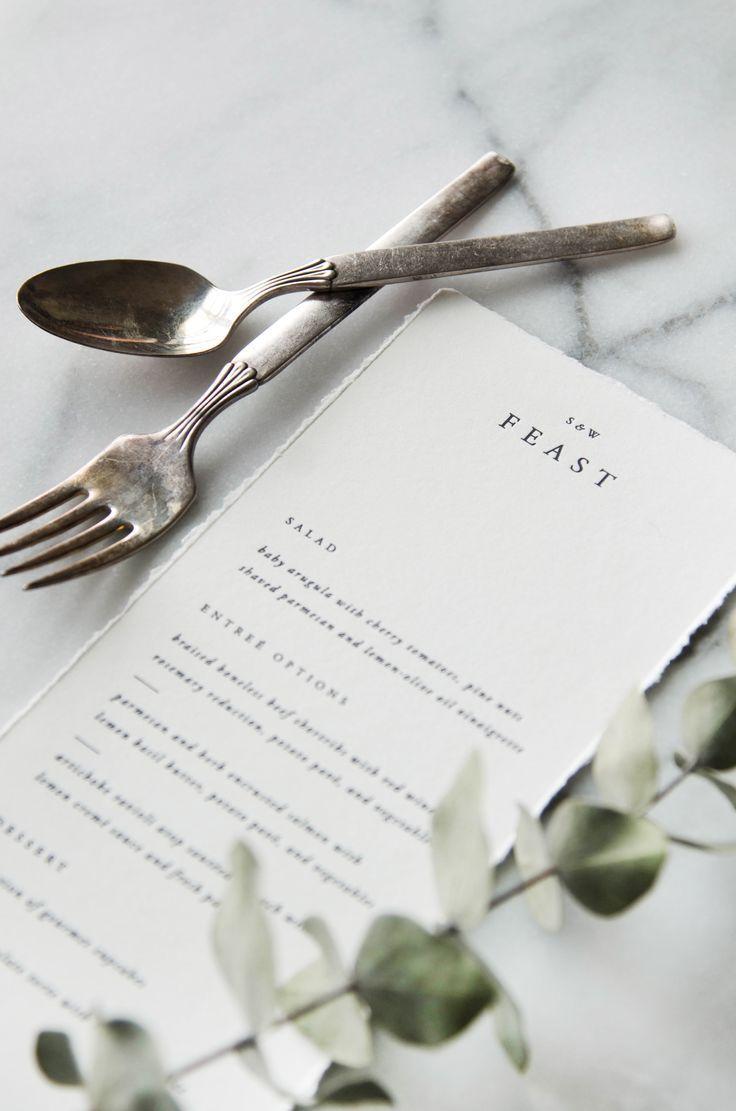 creative wedding response cards%0A Letterpress ivory and grey classic wedding invitation suite   traditional   simple  modern  elegant  romantic  vintage  succulent  minimalist  design   unique