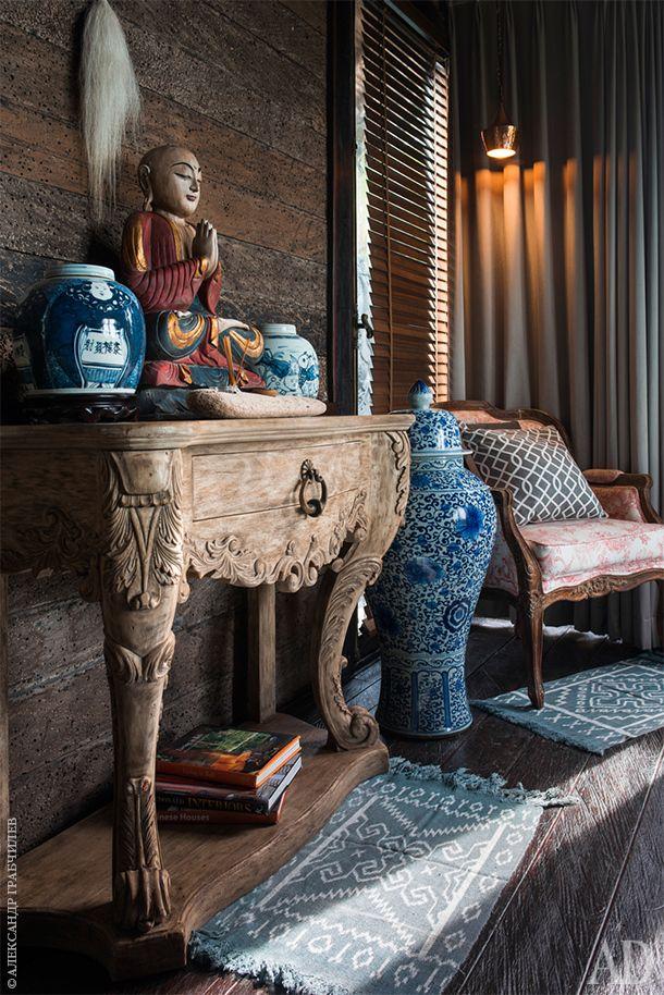 Бутик-отель на Бали.