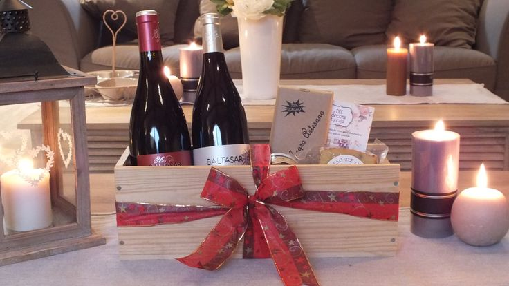 cajas para regalar vinos