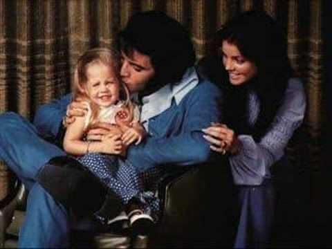 Elvis Presley - Don't Cry Daddy (with family pictures) ... Elvis at his most vulnerable (in my opinion) ...
