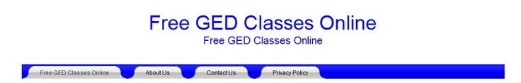 free GED classes online, what is GED, free GED practice test, Get your high school diploma online --> http://freegedclassesonline.org/