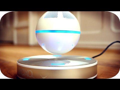 Floating Levitating Speaker review - Cool Gadgets Gizmos     http://coolgadgetsgizmos.com/floating-levitating-speaker-review/