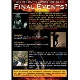 The Final Events DVD (DVD)By John Drake