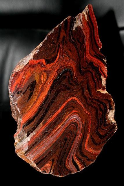 Banded ironstone, Australia. Wow.: Stones Gems Rocks Crystals Etc, Minerals Crystals Rocks, Gemstone Minerals, Rocks Minerals, Bands Ironston, Minerals Crystals Gems Etc, Ironston Formations, Westerns Australia, Crystals Minerals Gemstone Etc