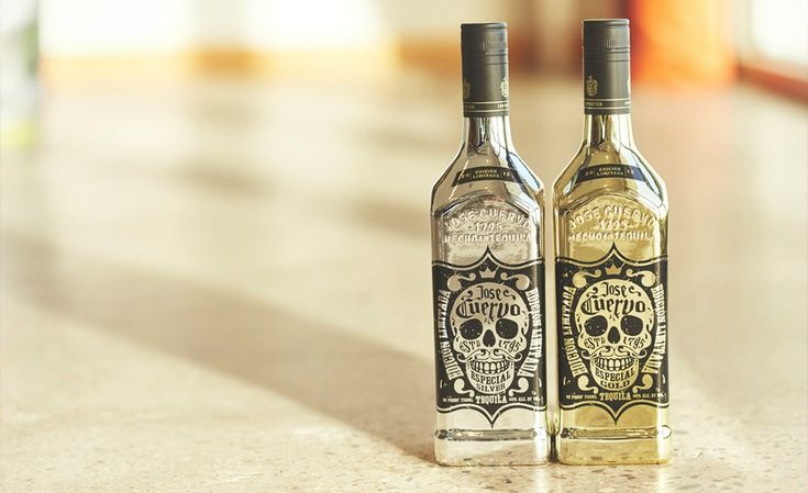 Jose Cuervo Limited Edition Especial Bottles   Cool Material