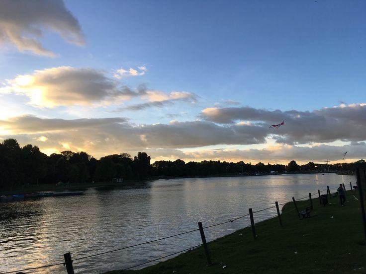 Bogotá, Colombia, Parque Simón Bolívar. Agosto 2017