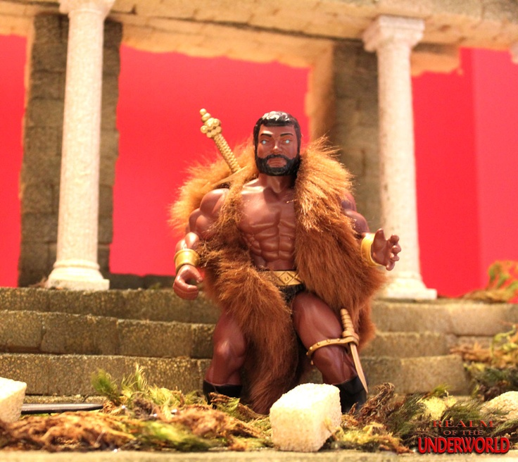 HERCULES from REALM OF THE UNDERWORLD www.underworldfigures.com