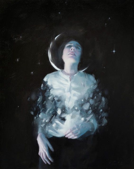 Hauntingly Gorgeous Paintings By Henrik Aarrestad Uldalen