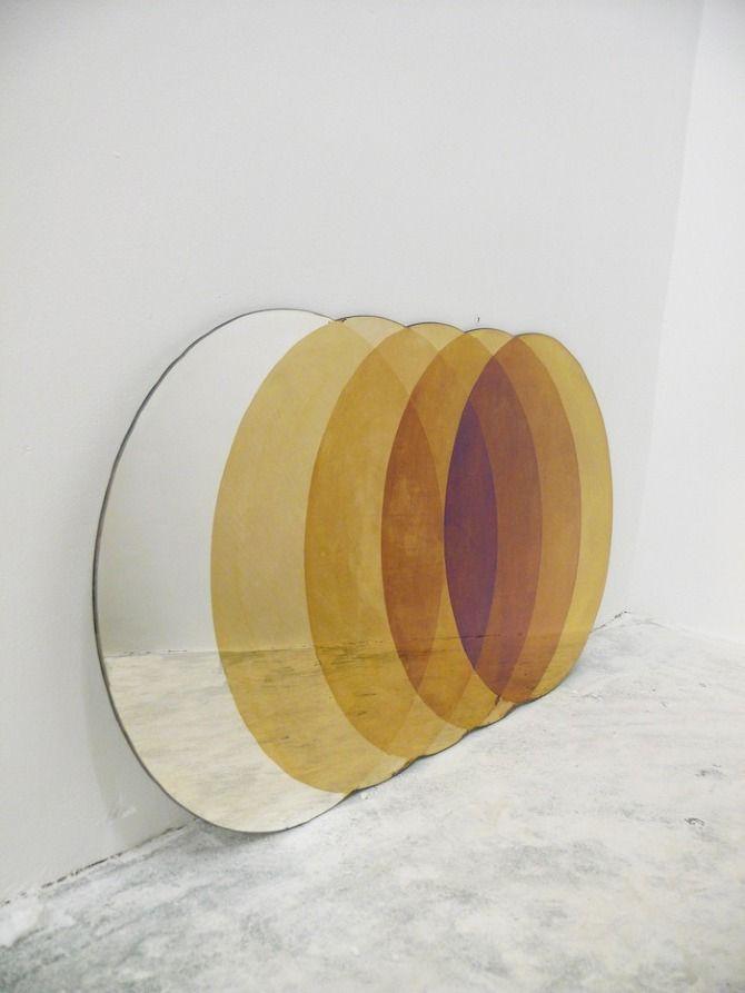 david derksen and lex pott: oxidized transience mirrors