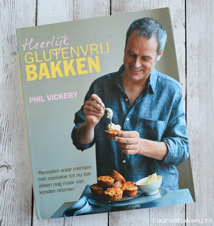 benieuwd naar het boek heerlijk glutenvrij bakken? Op Laura's Bakery lees je de uitgebreide en duidelijke review.