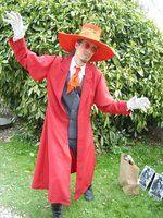 Alucard cosplay Elf Fantasy Fair 2011 Haarzuilens