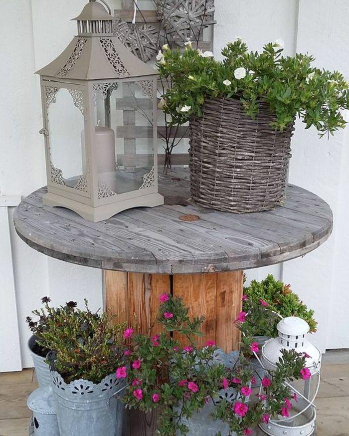 25 best ideas about table en bois exterieur on pinterest table de jardin bois table de. Black Bedroom Furniture Sets. Home Design Ideas