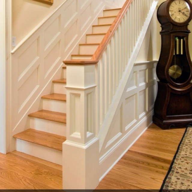 17 Great Traditional Staircases Design Ideas: 17 Best Images About Stair Banister On Pinterest