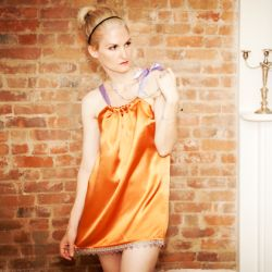 Make your own cute and sexy chemise with this simple DIY project. You'll never guess what it's made from.
