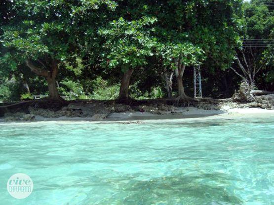 ¿Qué tal si deleitas tu cuerpo en una piscina totalmente natural en Capurganá?