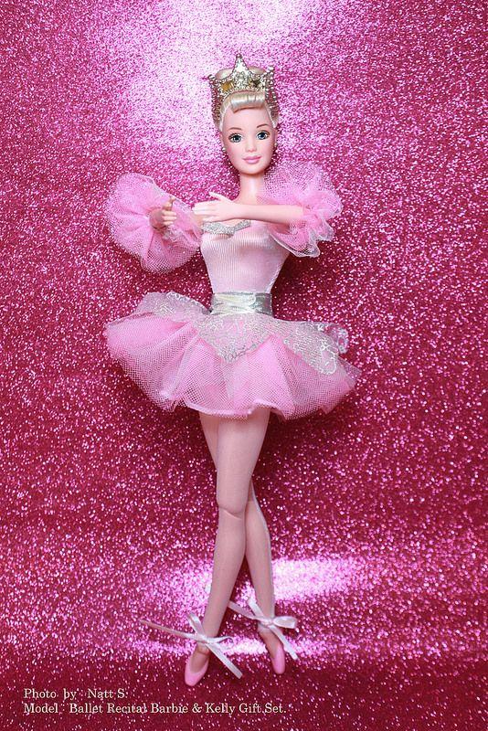 Ballet Recital Barbie.