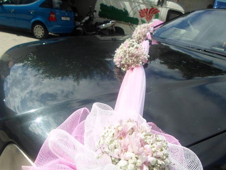 Wedding Car Decoration...