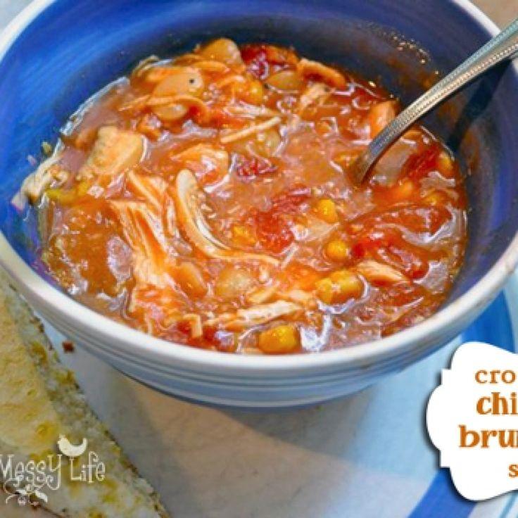 ... easy crock pot chicken brunswick stew means recipe add to list c