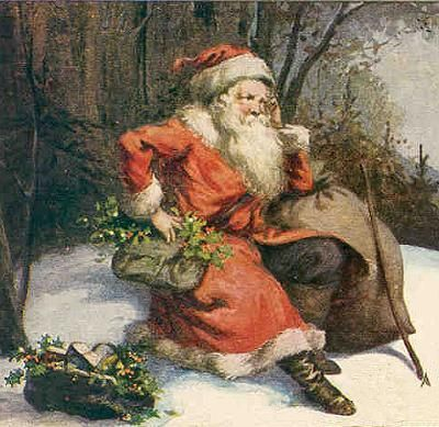 Santa: Santa Clause, St Nicholas, Vintage Christmas, Fathers Christmas, Christmas Santa, Vintage Santa, Christmas Art, Christmas Vintage, Clips Art