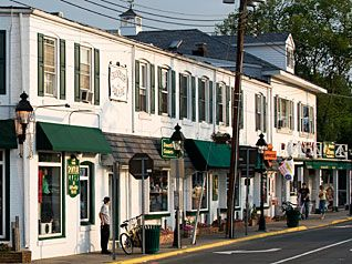 Port Jefferson, Long Island...home of the best lobster bisque I have ever had.