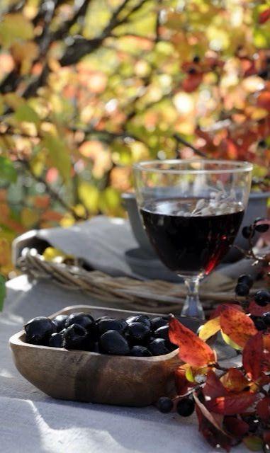 Olives n Wine, Tuscany, Italy
